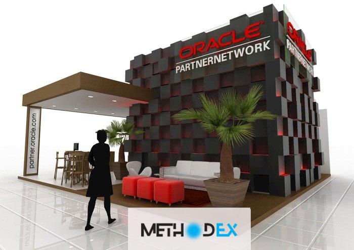 گرافیک محیطی در طراحی غرفه نمایشگاهی