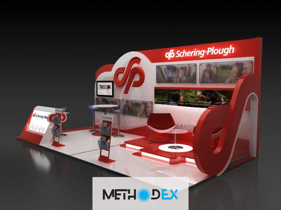 طراحی غرفه نمایشگاهی چیست