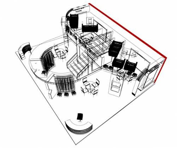 انواع غرفه و طراحی غرفه نمایشگاهی