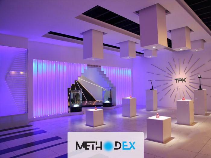 اصلاح روشنایی و جذب مشتری در طراحی
