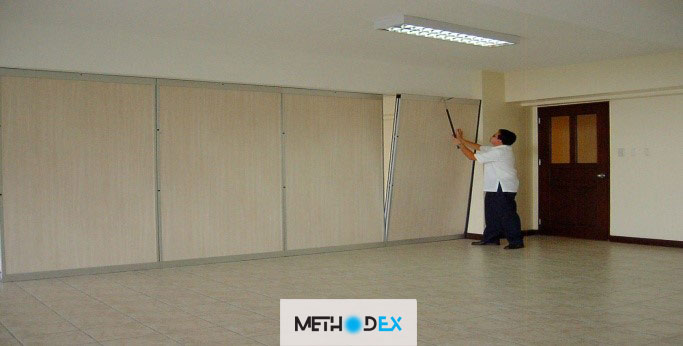 عوامل مورد نیاز برای طراحی غرفه تتریس