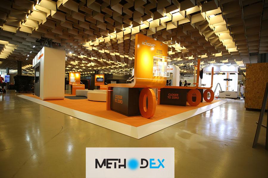 طراحی و ساخت غرفه نمایشگاهی موفق