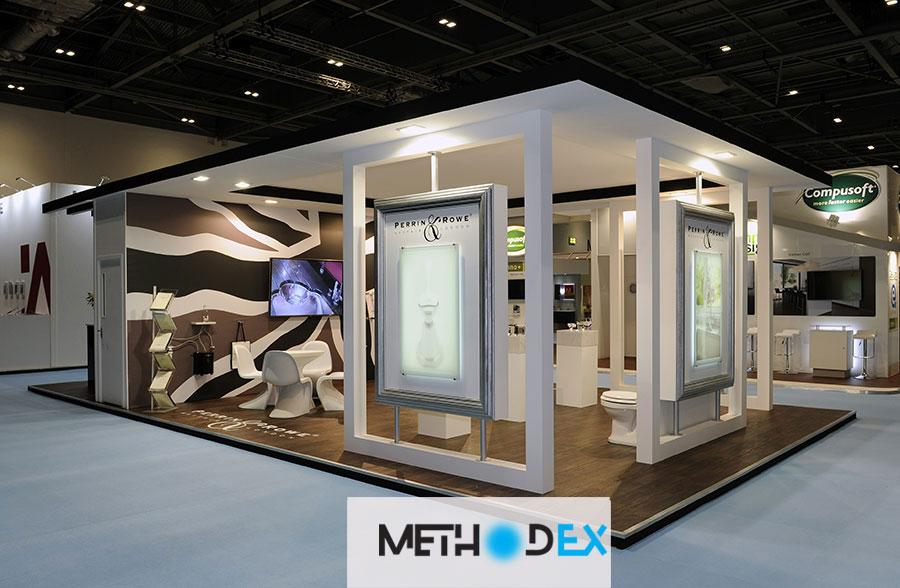 نکات کلیدی طراحی غرفه نمایشگاه
