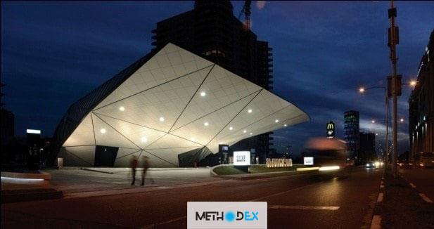 تعریف اصطلاح طراحی غرفه نمایشگاه با سازه کلیک