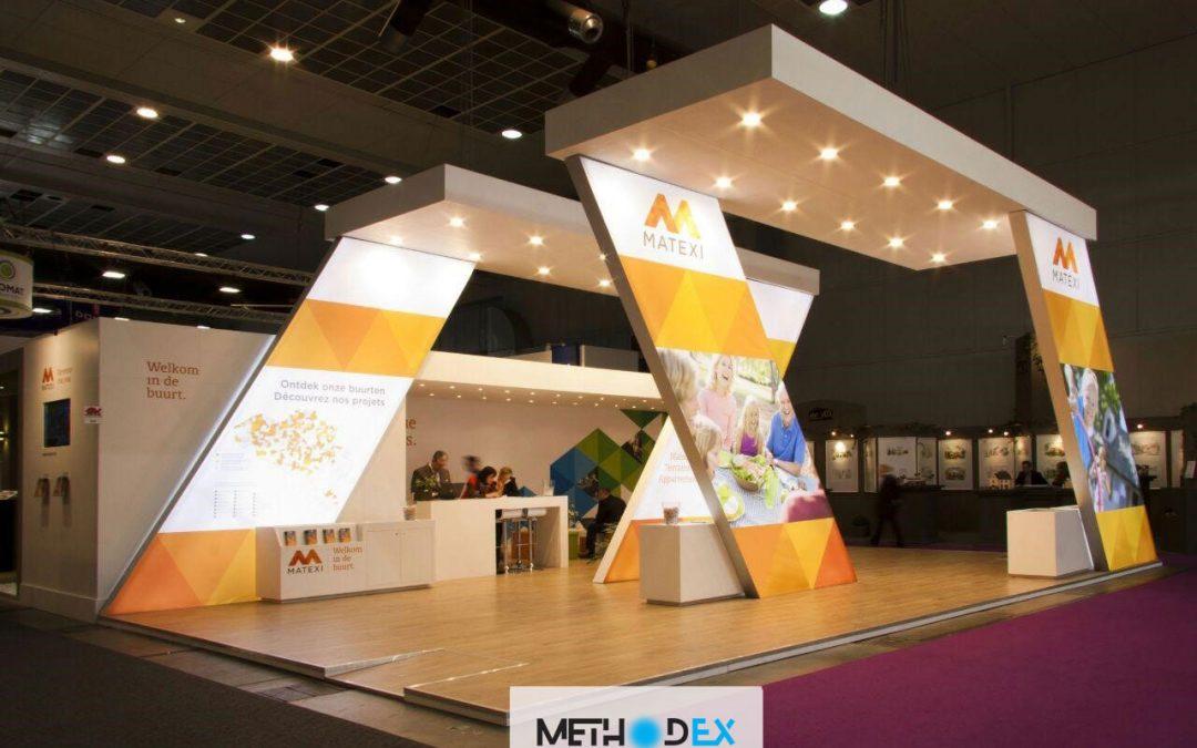 متدهای طراحی غرفه های نمایشگاهی