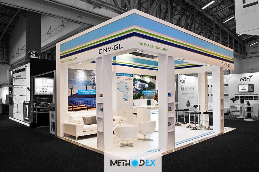نمونه طراحی غرفه های نمایشگاهی موفق