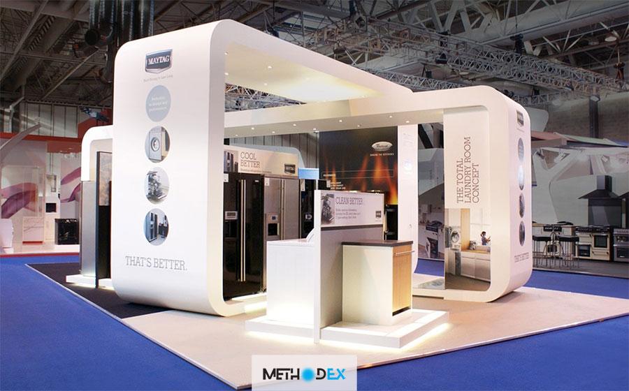 مهم ترین هدف طراحی غرفه های نمایشگاهی