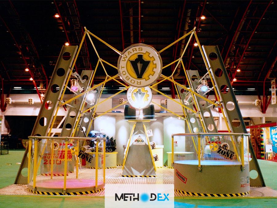 چگونگی ساخت نمایشگاه بازی و سرگرمی