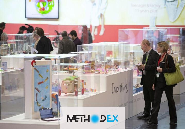 نمایشگاه بازی و سرگرمی در ایران و جهان
