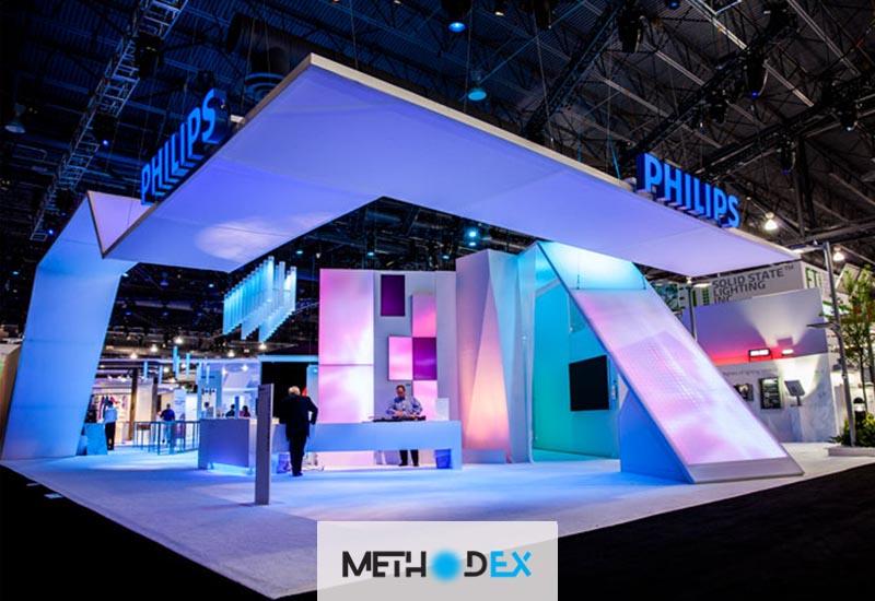 متدهای طراحی غرفه نمایشگاهی