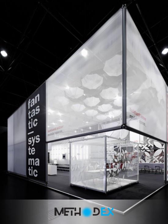 تاثیر طراحی غرفه و اهمیت آن در جذب مشتری