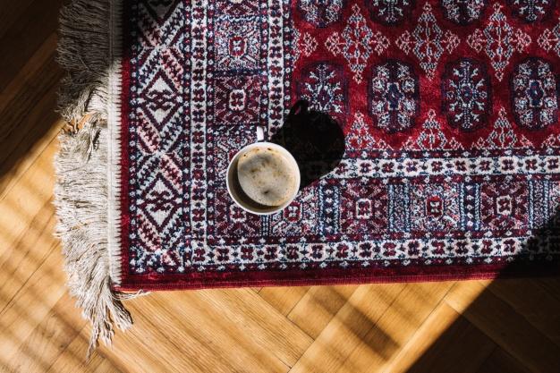 قوانین و غرفه سازی در نمایشگاه فرش دستباف