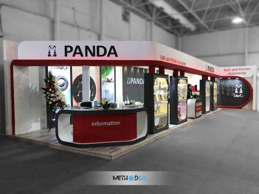 غرفه نمایشگاهی پاندا