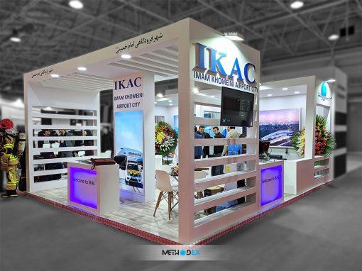 غرفه نمایشگاهی شهر فرودگاهی امام خمینی (ره)